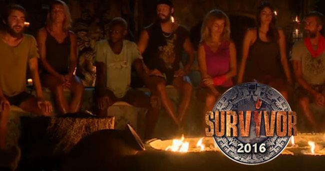Survivor 12. hafta halk SMS oylaması sıralaması sonuçları belli oldu!