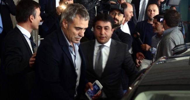 Ersun Yanal, resmen Trabzonspor'da!