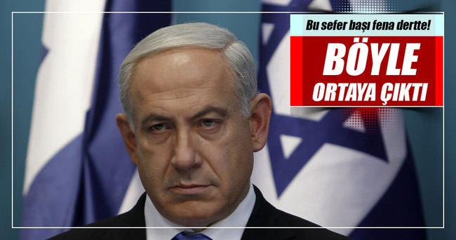 Binyamin Netanyahu'nun başı dertte