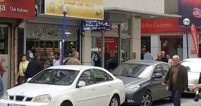 Mersin Barosu'ndan belediyelere 'tabela' uyarısı