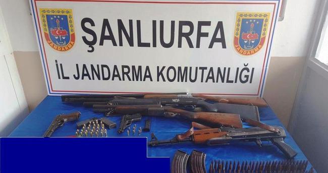 Birecik'te PKK operasyonu: 7 gözaltı