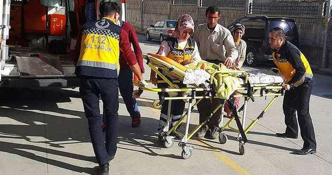 Siirt Eruh'ta trafik kazası: 8 yaralı