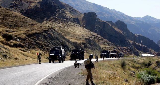 Tunceli'de 11 bölge özel güvenlik bölgesi ilan edildi!