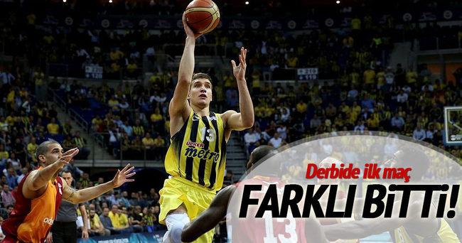 Fenerbahçe – Galatasaray Odeabank