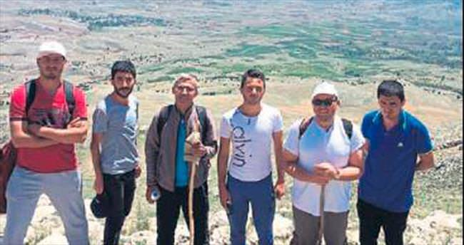 BEYDOST üyeleri Akpınar'da yürüdü