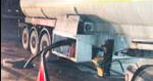 26 ton kaçak yakıt ele geçirildi