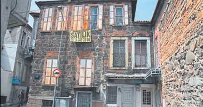 Tarihi ev 4 milyon liraya satışa konuldu