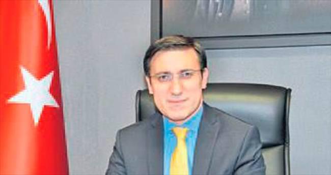 Küçükcan: Türkiye'ye hizmetimiz sürecek