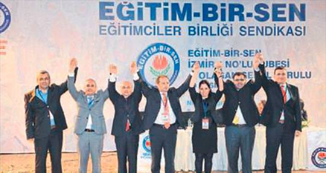 Eğitim-Bir-Sen İzmir'de yetkiyi aldı