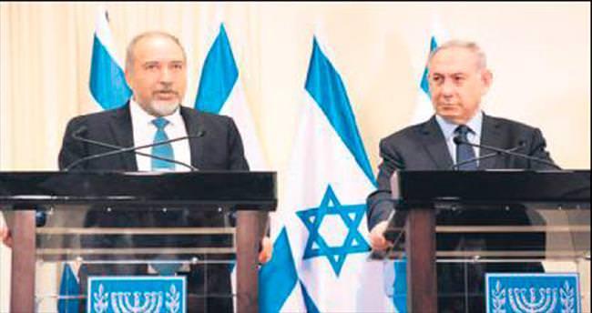 İsrail'de Lieberman Savunma Bakanı