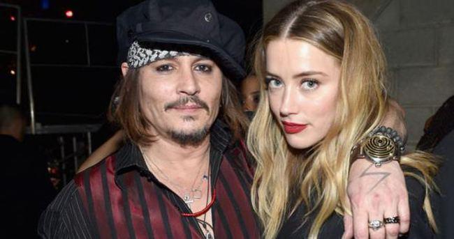 Johnny Depp ile Amber Heard'den ayrılık kararı