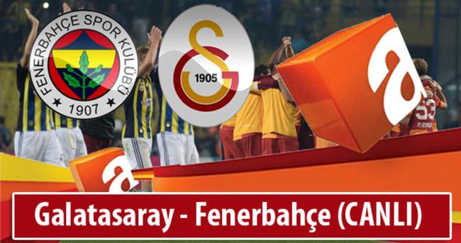ATV HD canlı izle - Galatasaray Fenerbahçe maçını 360 derece canlı izle (Ücretsiz ve kesintisiz)