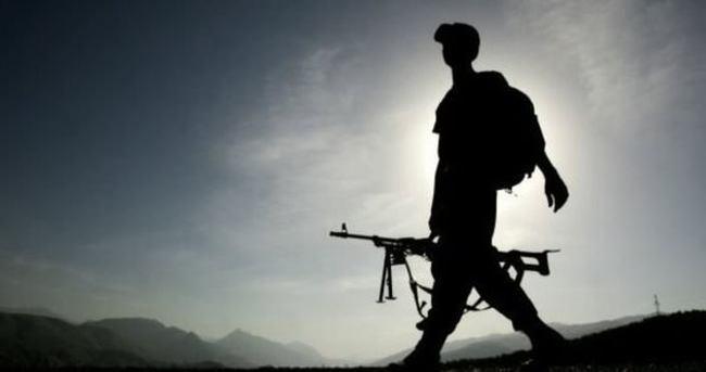 Ovacık'ta askere saldırı: 1 şehit