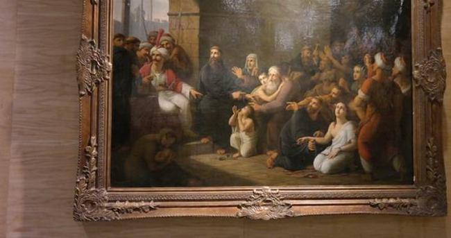 Yavuz Sultan Selim tablosu rekor fiyata satıldı!