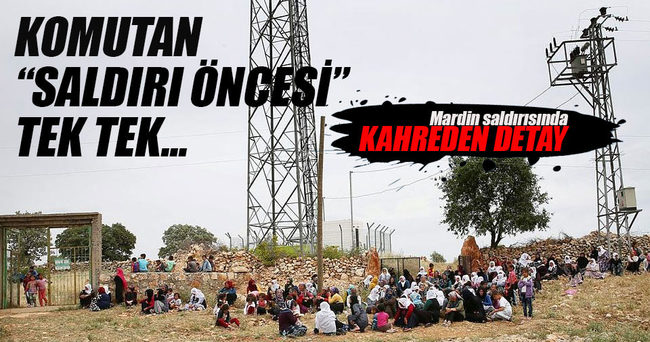 PKK'lı hainlerin 2,5 tonla saldırdığı olayda korucular kendini siper etmiş!