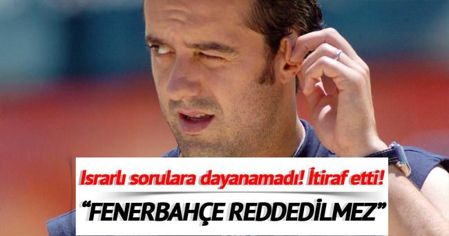 Rapaic: Fenerbahçe reddedilemez...