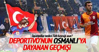 Deportivo'nun, Osmanlı'ya dayanan geçmişi