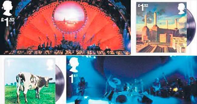 Pink Floyd pul oldu!