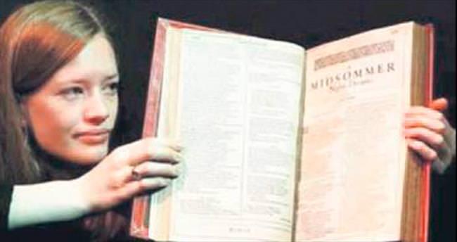 Shakespeare için 10.5 milyon lira