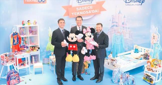 Teknosa elektroniğe Disney'i de ekledi