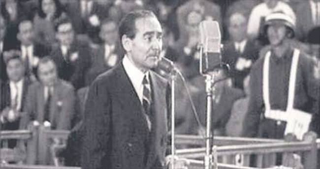 56 yıl önce millete ilk darbe