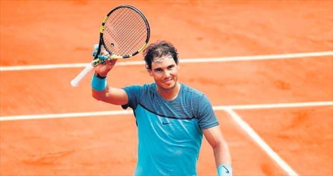 Rafael Nadal 200'ü buldu!