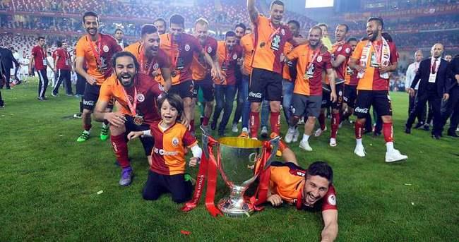 Ziraat Türkiye Kupası Şampiyonu Galatasaray