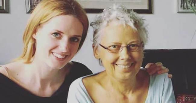 Wilma Elles'in annesi hayatını kaybetti