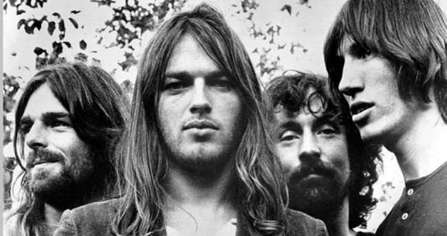 Pink Floyd'un 50 yılı pullarla ölümsüzleşti