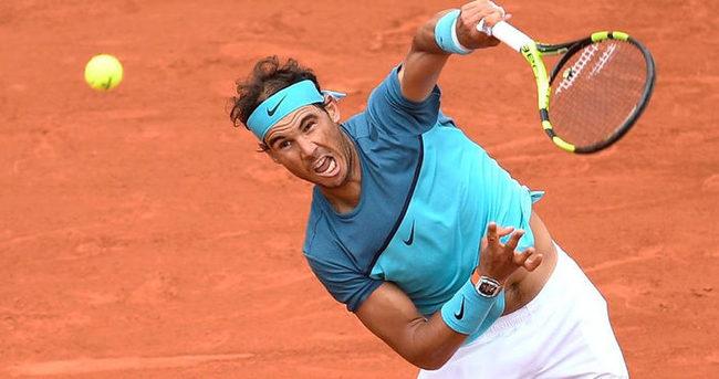 Nadal, Fransa Açık'tan çekildi
