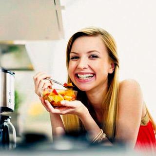Ergenlikte meyve kanserden koruyor