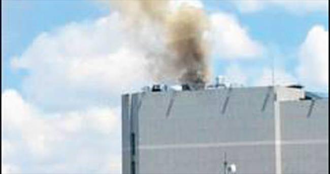 Kızılay AVM'de yangın paniği
