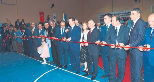 Kazan'da ilk devlet üniversitesi açıldı