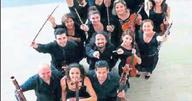 Barok gecesi konseri 3 Haziran'da verilecek