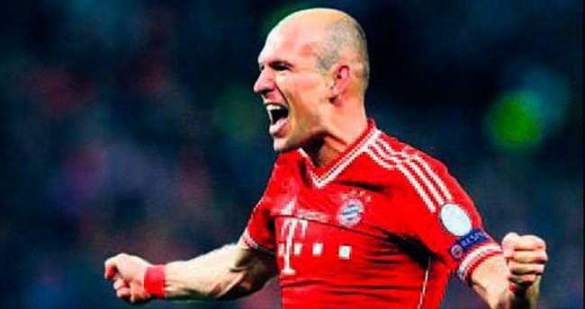 Robben'le ilgilenmiyoruz