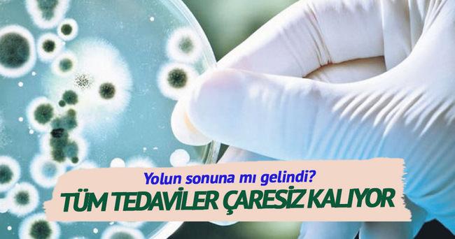 Antibiyotiklere dirençli bakteri
