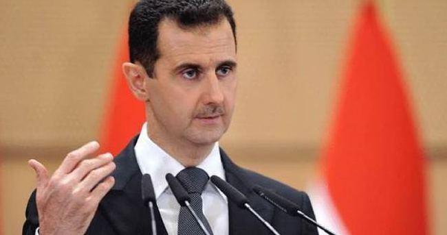 Esad, Rusya'nın teklifini yalanladı!