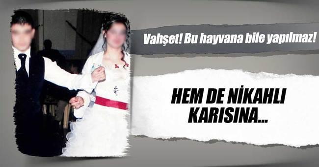 Mersin'de uyuşturucu tartışmasında eşi, 3 çocuk annesi kadını yaktı