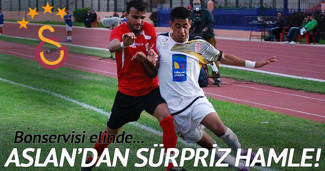 Galatasaray'a yeni Amrabat: Mourad Batna!