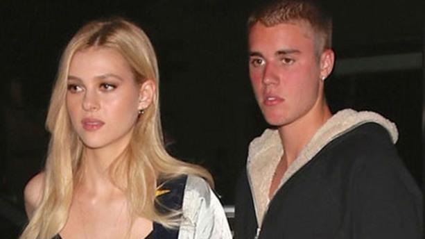 İşte Justin Bieber'in yeni sevgilisi