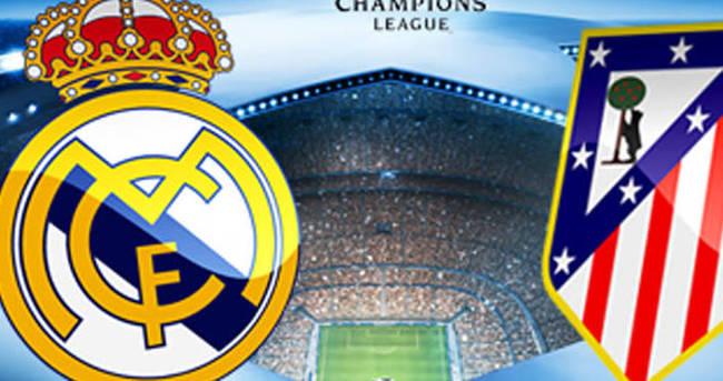 Real Madrid - Atletico Madrid maçını canlı donmadan izle - TRT 1 canlı izle