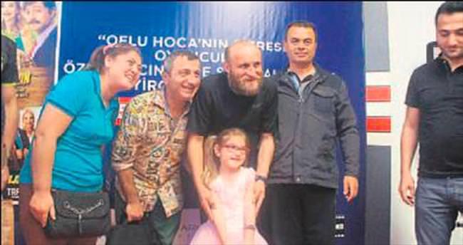 Oflu Hoca galası Antalya'da yapıldı