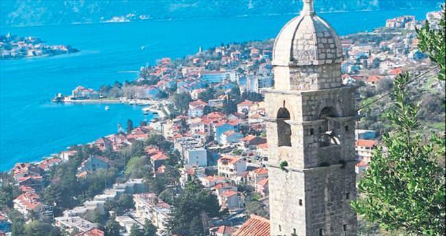 Karadağ'ın gözdesi Kotor