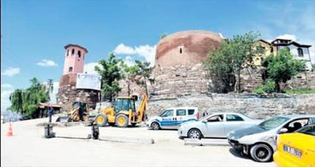 Ankara Kalesi'ne dev meydan geliyor