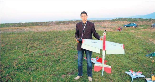 Hava araçları Bursa'da yarıştı