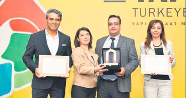 Hekim Holding'e bir haftada üç ödül