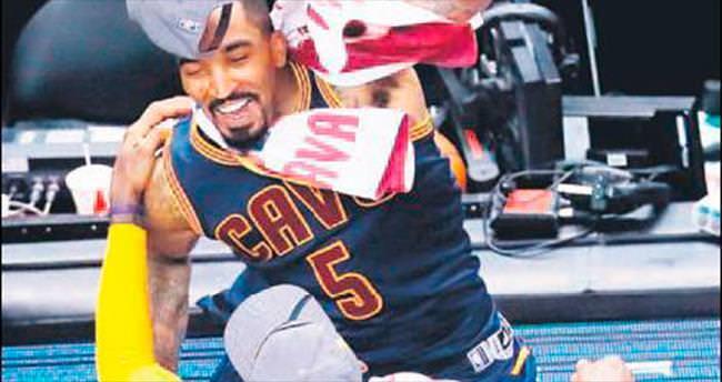 Cleveland işi bitirdi