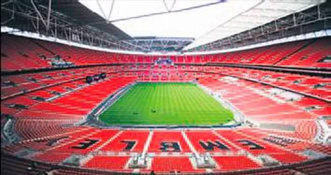 Tottenham Wembley'e...