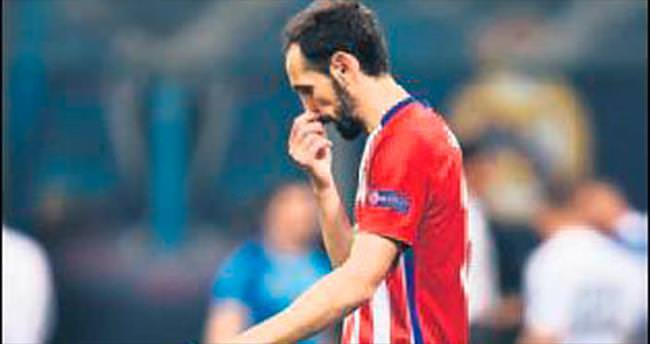 Atletico'ya yine hüsran