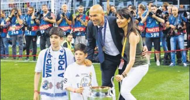 7. harika Zidane!